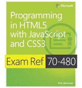 70-480 Exam Reference