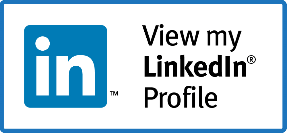 View My Profile On LinkedIn Button