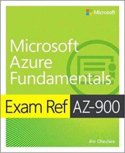 AZ-900 Exam Reference Book Screenshot